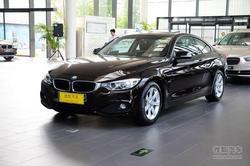 宝马4系 Coupe优惠6.34万元 有部分现车!