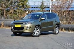 吉利豪情SUV 部分车款 促销降价0.5万元
