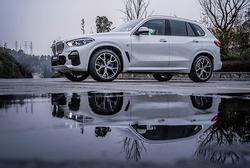 四大升级 全新BMW X5首次浙皖全路况穿越