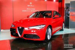 [西安]阿尔法罗密欧Giulia降2万 有现车