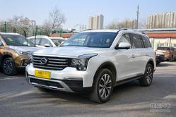 [东莞]传祺GS8目前16.38万起售 店内现车