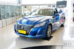 [天津]丰田皇冠现车充足综合优惠2.5万元