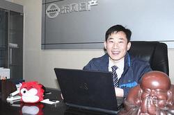 访易通日产总经理张敬波:2013 继往开来!