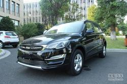 [福州]众泰大迈X5优惠0.4万 店内现车充足