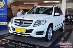 [襄阳]奔驰GLK级最高优惠4.1万 少量现车