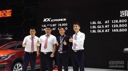 起亚凯绅/KX CROSS青岛秋季国际车展上市