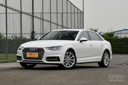 [太原]奥迪A4L购车最高优惠6万 现车销售
