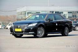 [济南]购丰田皇冠 送价值6888元黄金车模