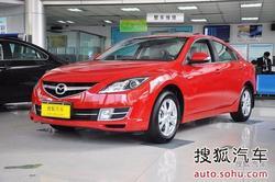 [吉林]马自达睿翼最高优惠8000元 有现车