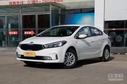 [天津]起亚K3现车充足购车综合优惠2.1万