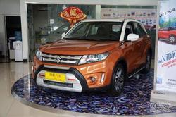 铃木维特拉现车价格直降0.8万火热销售中