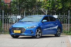 [西安]现代领动全系让利1.4万元 现车在售
