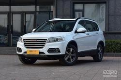 [深圳]哈弗H6部分车型限时优惠高达1.4万