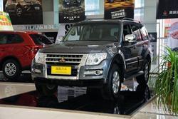[郑州]三菱帕杰罗最高降价6万元  现车充足