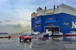 阿尔法·罗密欧全新进口Stelvio豪华SUV到港