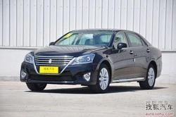 [贵阳]丰田皇冠部分车型最高可优惠2万元