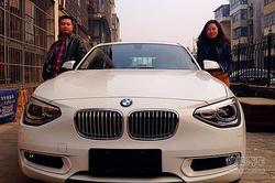 """""""一见钟情"""" 他和她的全新BMW1系选车记"""