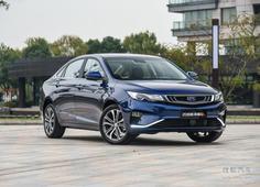 帝豪GL/观致3系列 2018开年上市新车一览