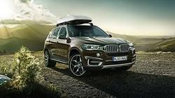 天津中顺津宝 BMW X5驾驶从容乘坐更舒适