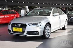 [秦皇岛]奥迪A4L最高优惠2.2万!现车销售