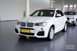 [天津]宝马X4颜色齐全购车最高优惠9.2万