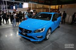[杭州]沃尔沃V60最高优惠5.5万 少量现车