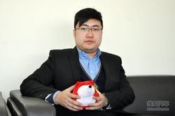 对自身充满信心 专访津广传祺店副总邵旭