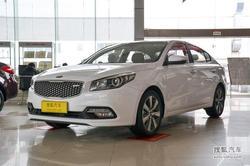 [上海]起亚K4最高降价3.2万元 现车充足