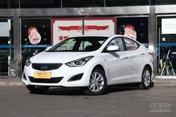 现代朗动优惠2.5万元 现车充足欢迎选购!