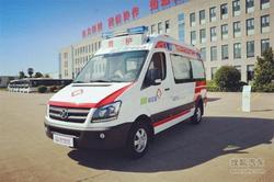 改造暖男牌救护车,为生命护航!