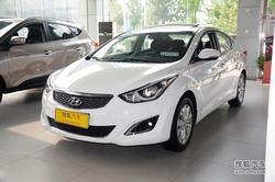 [郑州]北京现代朗动降价2.7万元现车销售