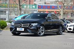 [天津]奔驰E级最低售42.28万 现车可试驾