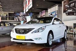 [廊坊]索纳塔八最高优惠3.5万元现车销售