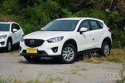 [杭州]马自达CX-5优惠2.4万 置换补贴6千