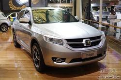 [重庆]众泰T600全面接受预订 订金2000元