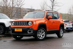 Jeep自由侠优惠1.8万元 最低仅售11.68万