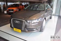 [张家口]奥迪A6L全系优惠1.5万 现车不足
