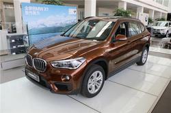 中顺津宝实拍全新BMW X1--新平台大空间!