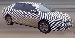 全新标致408或7月上市 有望北京车展亮相