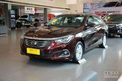 广汽传祺GA6优惠1.6万 最低仅售8.68万元