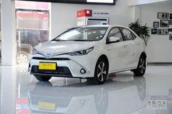 广汽丰田雷凌双擎无现车需预订订金1万元