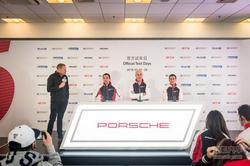 亚洲保时捷卡雷拉杯2018赛季在上海正式揭幕