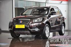 [新乡]吉利SX7购车最高优惠1万 现车销售