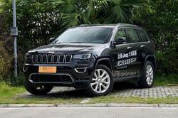 [昆明]Jeep大切诺基降价8.05万 现车充足