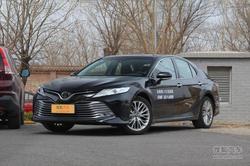 [天津]丰田凯美瑞有现车最低售17.98万元