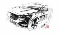 MG X-motion Concept概念车量产版命名为名爵HS