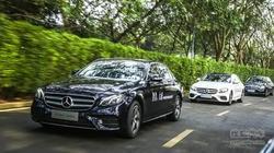 梅赛德斯-奔驰E级车南区智享荟深圳站智领潮头