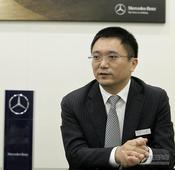 2013深圳车展专访:北京奔驰销售总监张焱