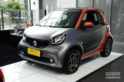 [无锡]smart fortwo优惠2.2万 少量现车!