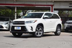 [杭州]丰田汉兰达售23.98万元起!有现车